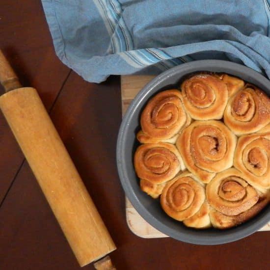 pumpkin cinnamon roll recipe fg