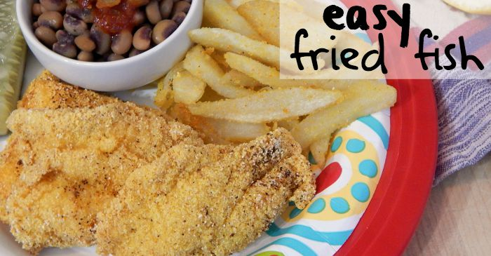 recipe for fried fish fb