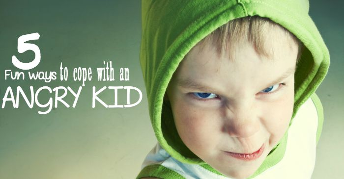 ridiculous ways to help reduce your anger with your kids fb
