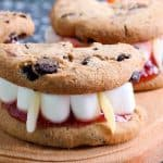 super-fast vampire dentures cookies feature