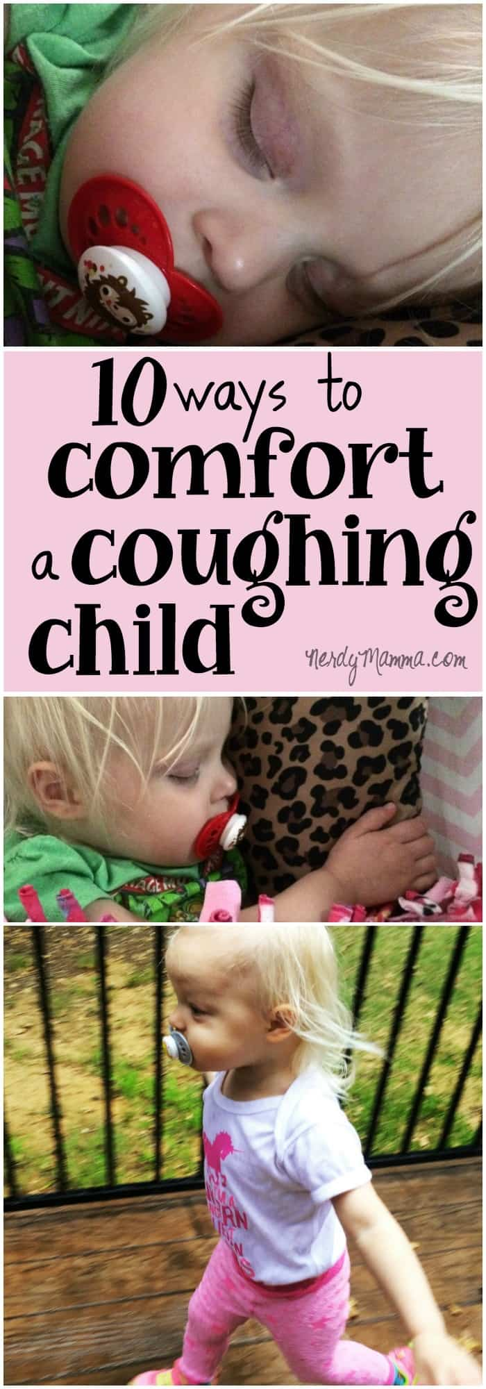 I was desperate to help my toddler feel better, but her cough was just so much. But then, I found these tips. Awesome. That is all.