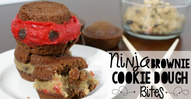 cookie dough brownie sandwich recipe fb