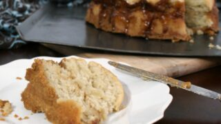 dairy free coffee cake recipe feature