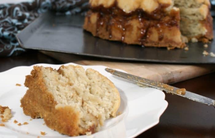 Mamma's Easy Coffee Cake {Egg-Free & Dairy-Free}