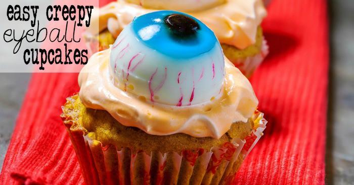 easy cupcake for halloween fb