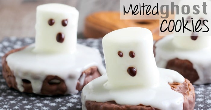 easy decorated cookie idea for halloween fb