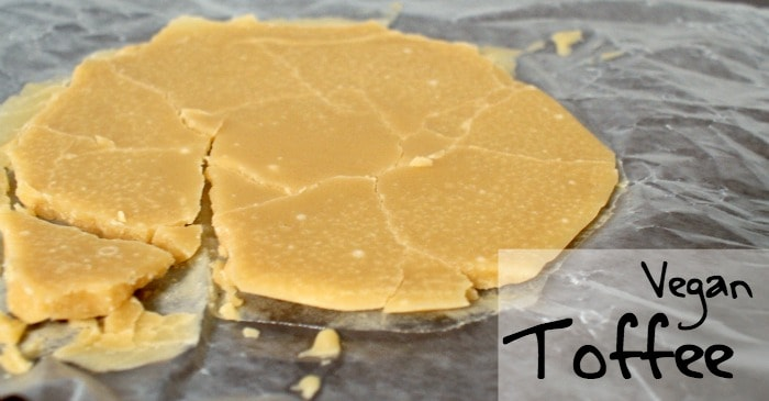 easy vegan toffee recipe fb