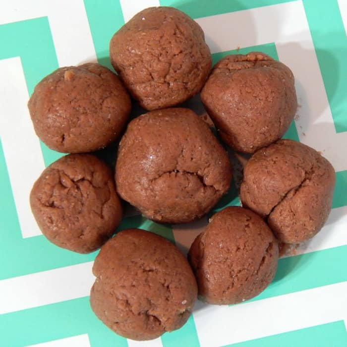 edible chocolate play dough recipe sq