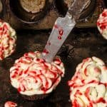 egg free and dairy free halloween cupcake idea zombies feature