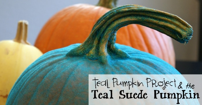 how to make a flocked pumpkin fb