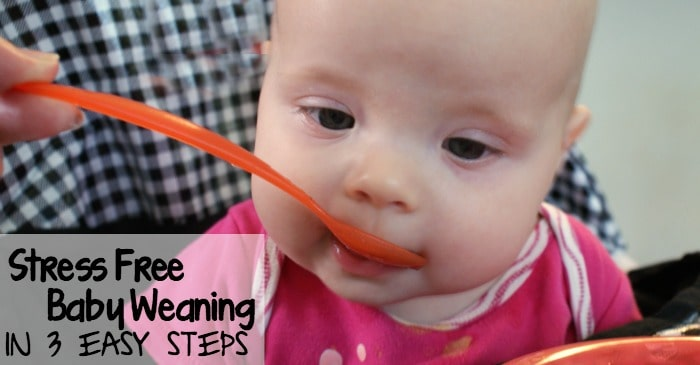how to wean a baby without stress fb