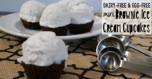 mini brownie ice cream cupcakes recipe fb