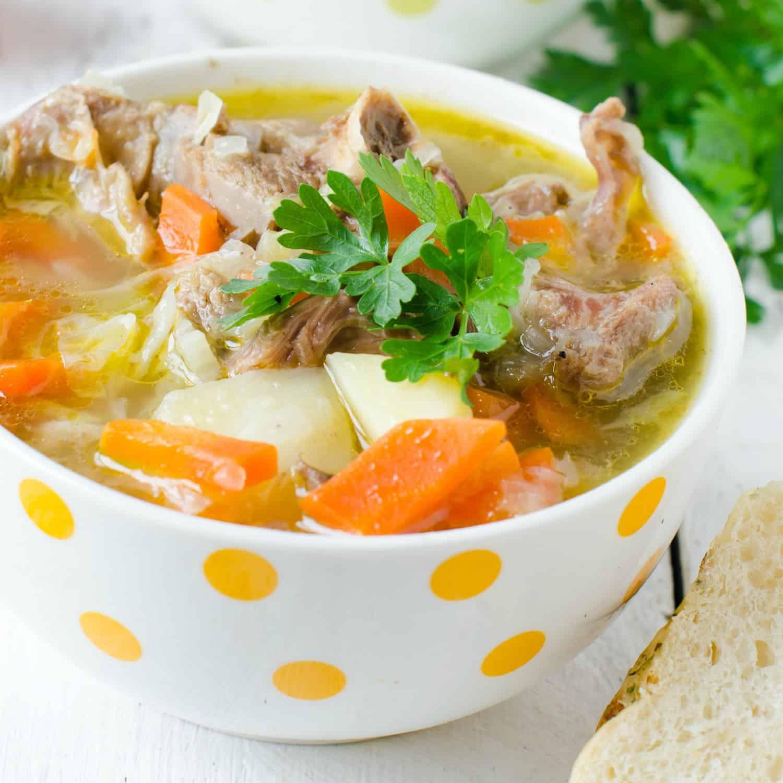 3-ingredient turkey stew sq