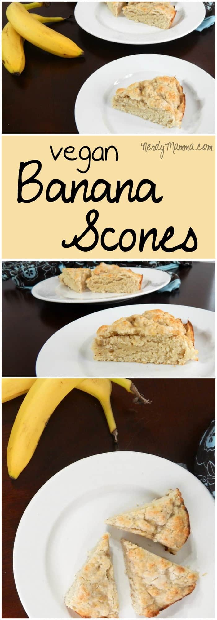 I can't make enough of these dairy-free and eggless scones for my kids. They will eat them ALL. LOL!