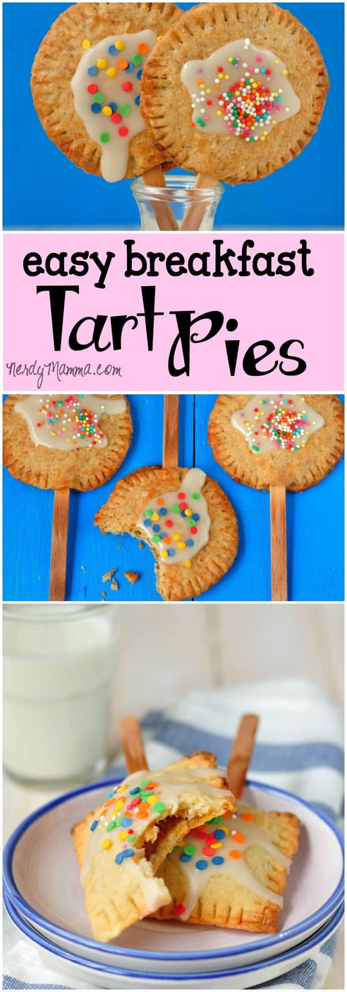 I love this quick recipe for making awesome homemade pop tarts. My kids can't wait for me to make more.