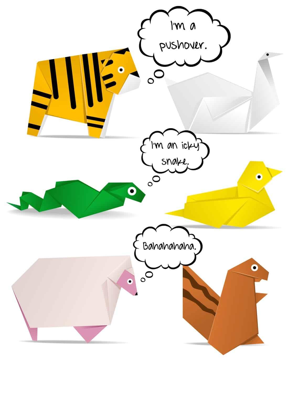 Paper Tiger parenting 101