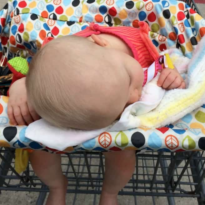 be prepared as a new mom on outings sq