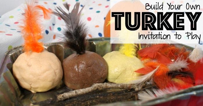 build a turkey invitation to play fb