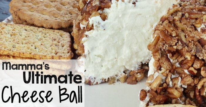 cheese ball recipe with pecans fb