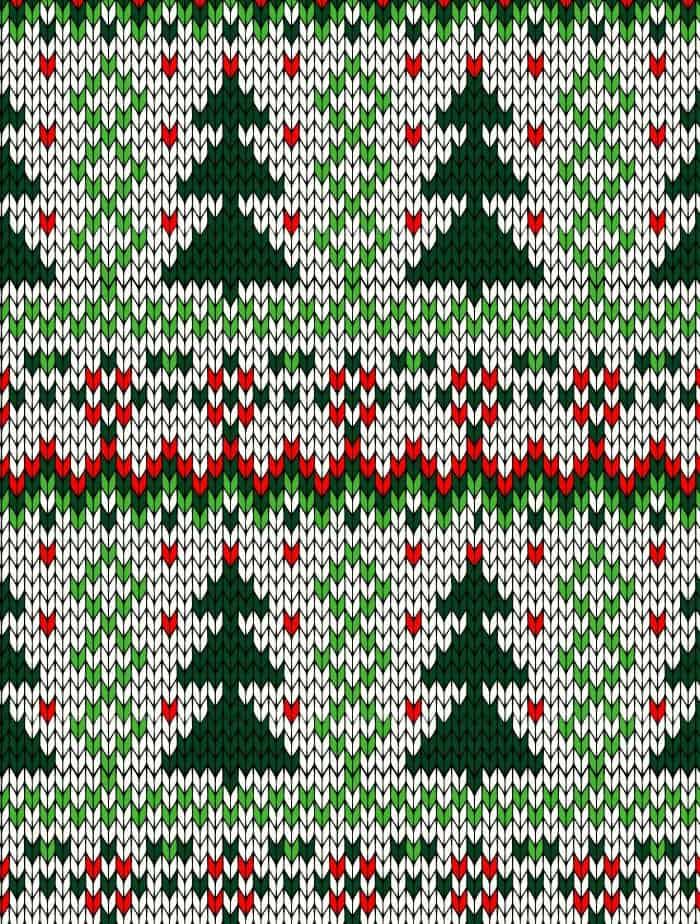 christmas tree ugly sweater advent calendar small