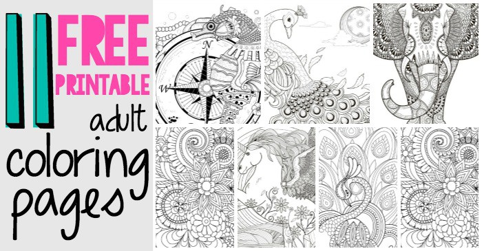 coloring pages that are free to print fb