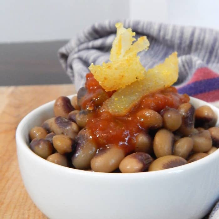 easy black eyed pea recipe sq