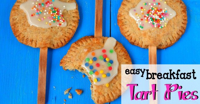 easy breakfast tart pies fb