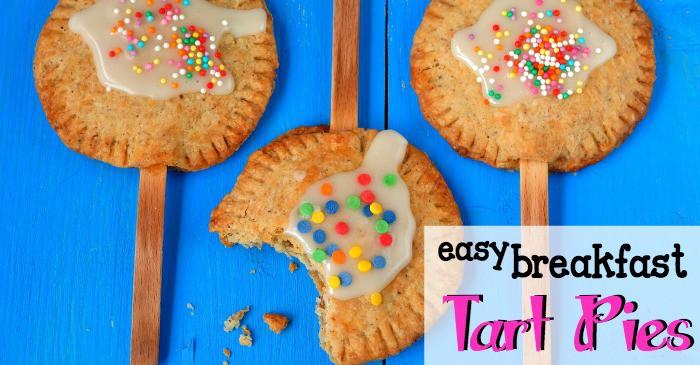 easy breakfast tart pies fb