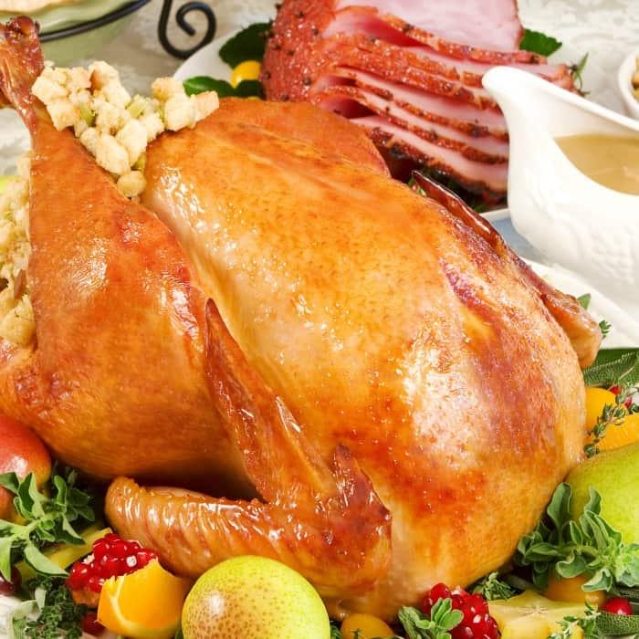 easy thanksgiving dinner sq