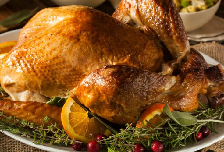 easy turkey recipe for perfect turkey feature