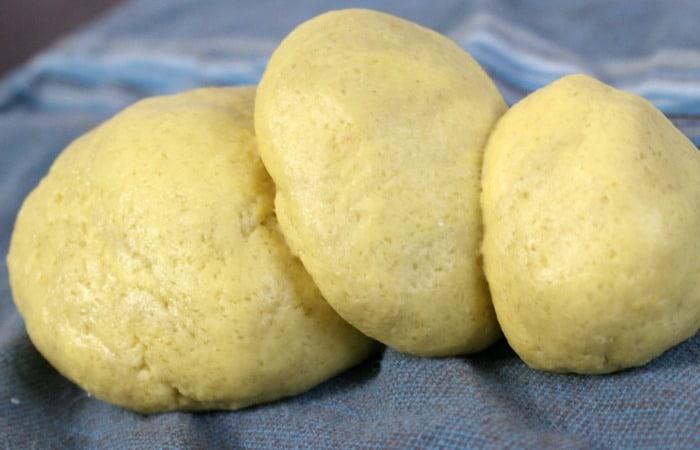 homemade lemon play dough feature