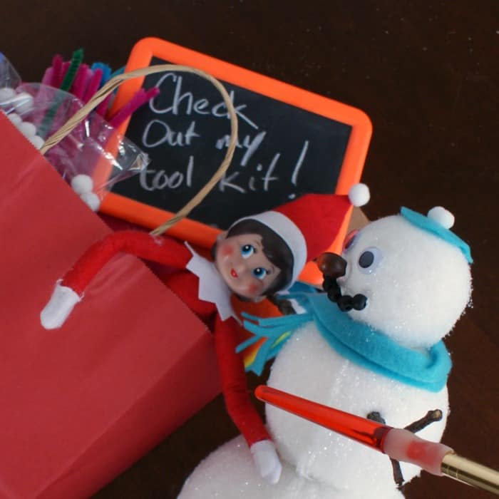 how to be prepared for elf on the shelf activities sq