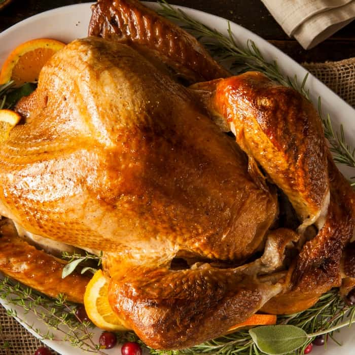 how to cook a turkey without making it dry sq