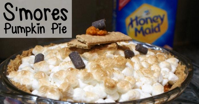 pumpkin pie with chocolate fb