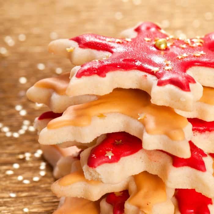 Vegan Sugar Cookies That Won T Spread