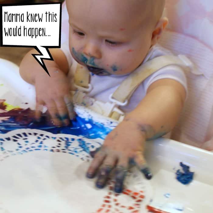 taste-safe finger paint for kids without milk sq