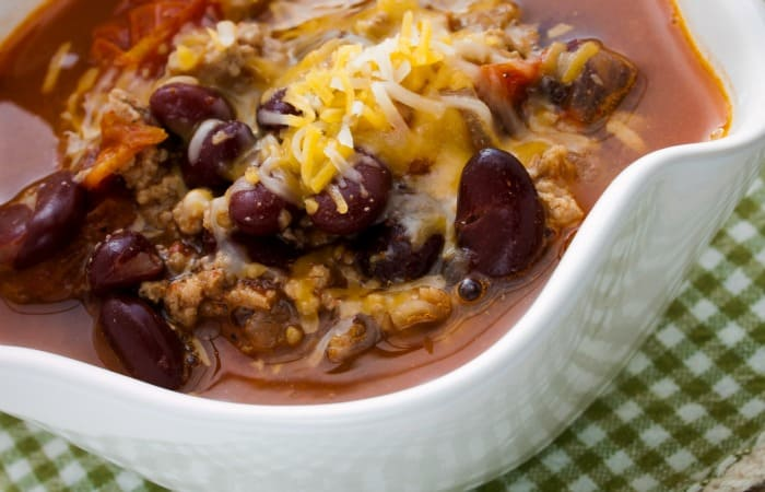 turkey chili recipe feature