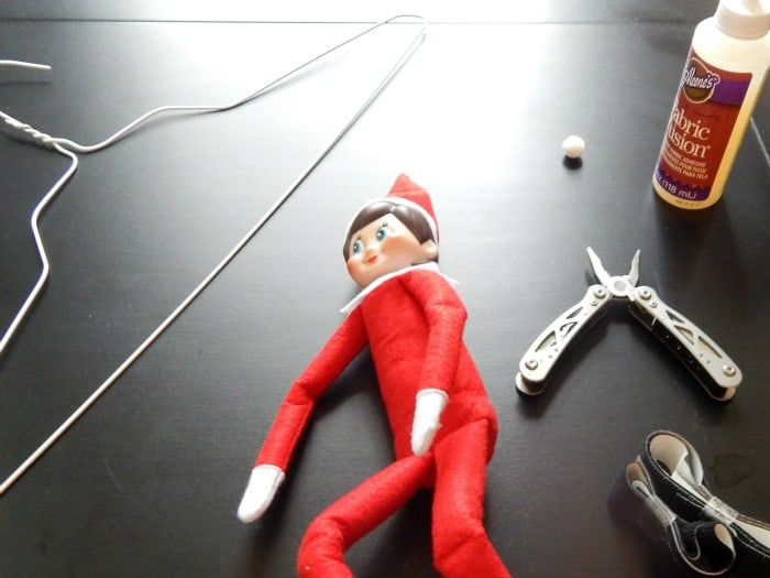 what you need to hack the elf on the shelf ran