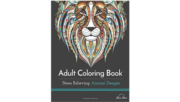 adult coloring books for stocking stuffers