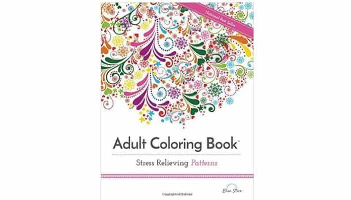 adult coloring books under $10