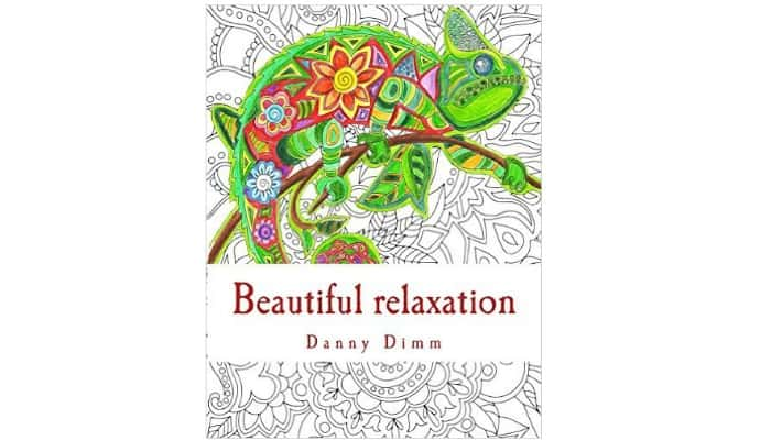cheap adult coloring book
