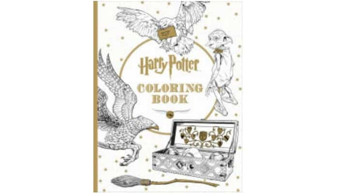 coloring book for adults under $10