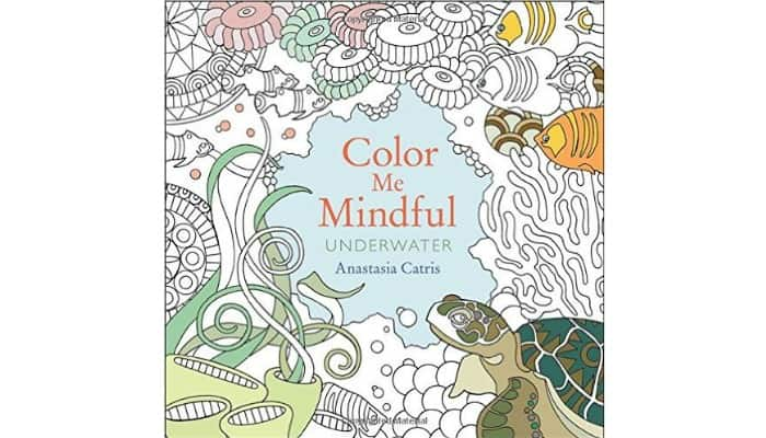 coloring pages to relax with