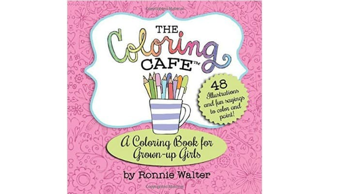 easy and relaxing coloring book for adutls