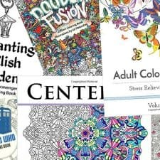 25 Super-Fun Adult Coloring Books Under $15