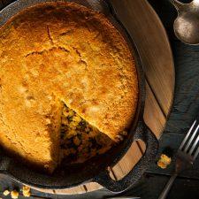 Super Easy & Vegan Cornbread Recipe