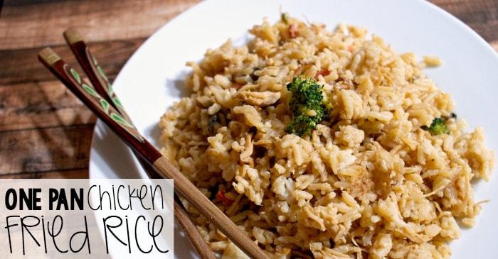 easy fried rice recipe fb