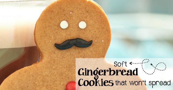 easy gingerbread cookies for making gingerbread men fb