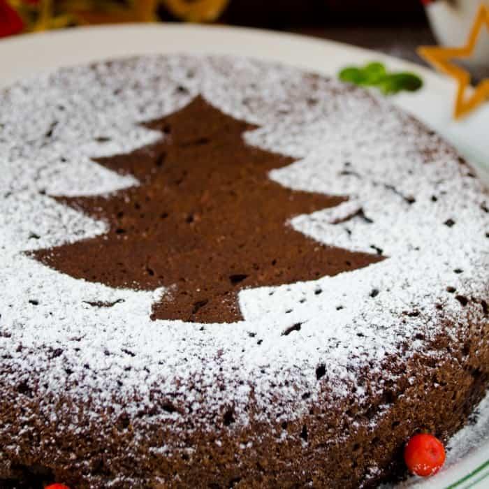 Old Fashioned Jam Cake {Spice Cake}