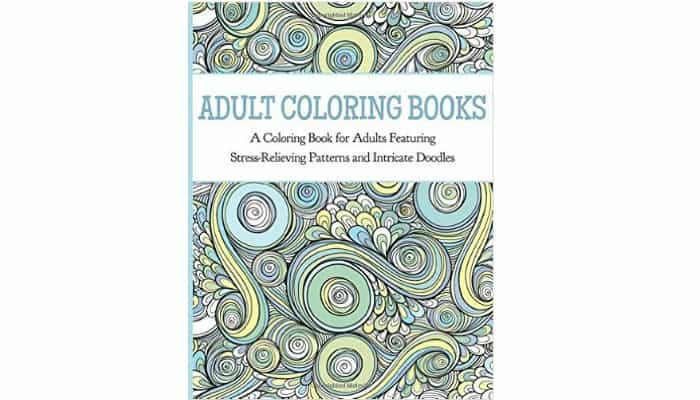 fun and relaxing coloring book for adults